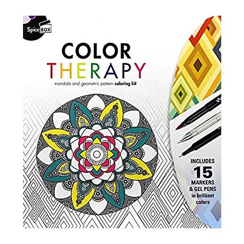 Spice Box Color Therapy