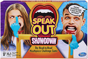 Speak Out Showdown - Hasbro