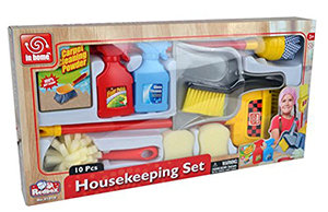 Housekeeping Cleaning Play Set – Redbox Toys