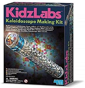 Kidz Labs 4M Kaleidoscope Making Kit
