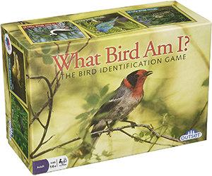 """What Bird Am I?"" - The Bird Identification Ultimate Educational Trivia Card Gam"