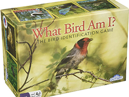 """What Bird Am I?"" - The Bird Identification Ultimate Educational Trivia Card Gam"
