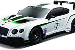 Maisto Bentley Continental GT3 Radio Control Vehicle