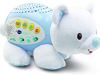 VTech Baby Little Friendlies Starlight Sounds Polar Bear