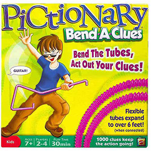 Pictionary: Bend-a-Clues