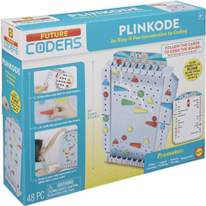 Plinkode – An Easy & Fun Introduction to Coding