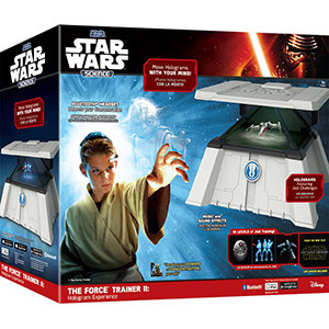 Star Wars The Force Trainer II: Hologram Experience