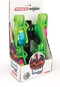 Ninco Wheels - Heel Rollers (Green)