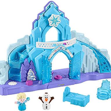 Disney Frozen Elsa's Ice Palace by Little People
