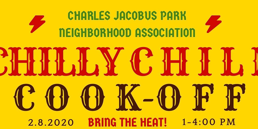 23rd Annual Chilly Chili Cook Off