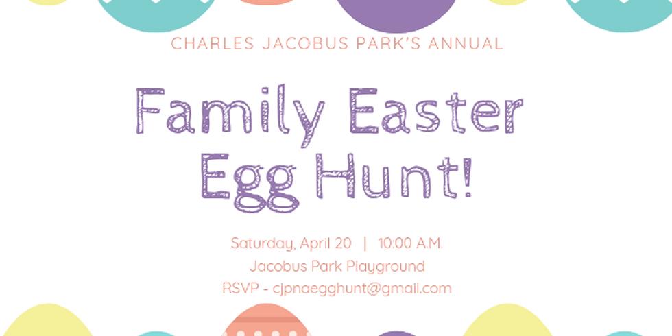 CJPNA Family Easter Egg Hunt