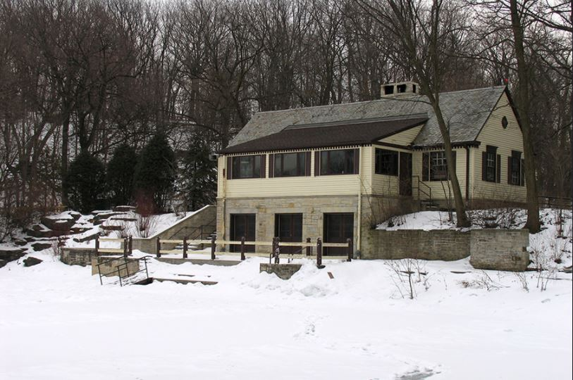 Jacobus Building Snow