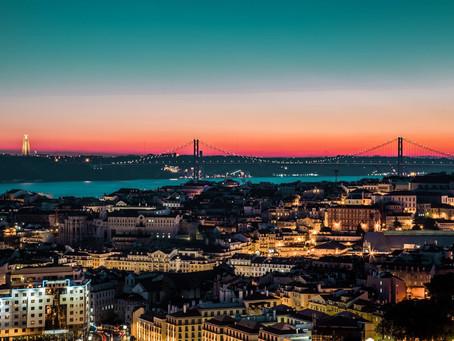 As belezas do outono em Lisboa