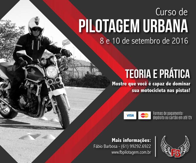 21° Edição do Curso de Pilotagem Urbana