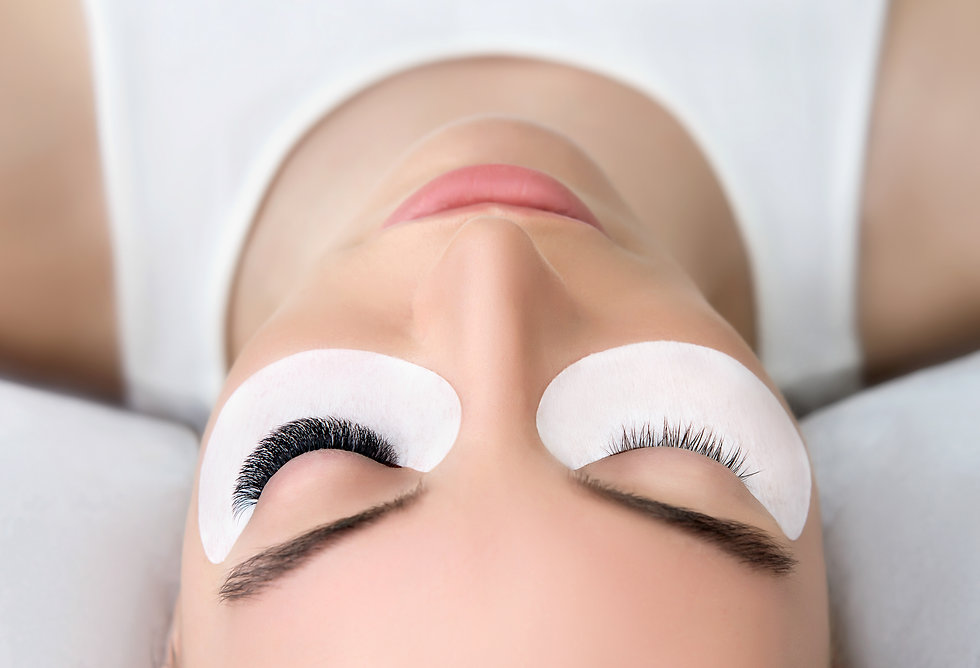 Sheer Faces - Volume Lashes
