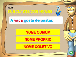 Subclasse dos Nomes