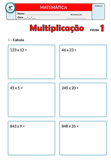 0 - Operações_números inteiros - Multipl
