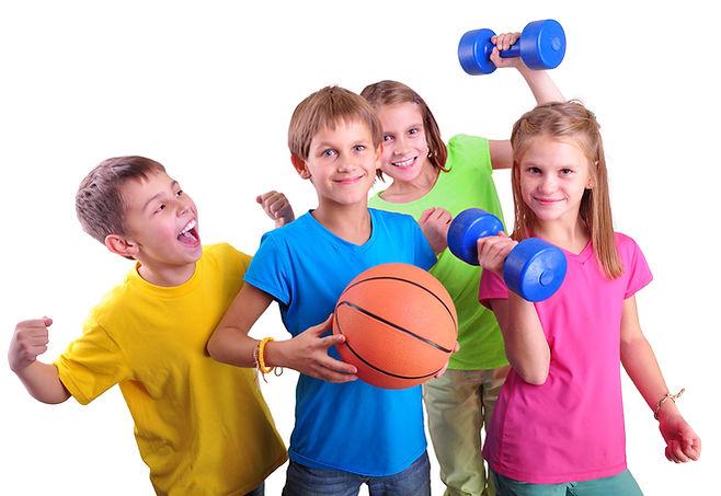 bigstock-Group-Of-Sporty-Children-Frien-