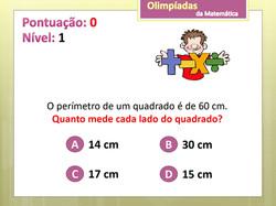 Olimpíadas da Matemática 2