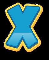 letra x