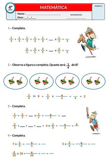 7 - Multiplicação de números racionais_p
