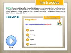 Desafio Linguístico 1