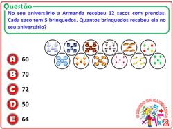 O Mundo da Matemática 2