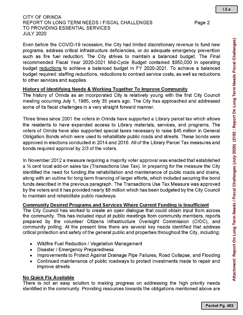 Long Term Needs staff report 2020-07-21_