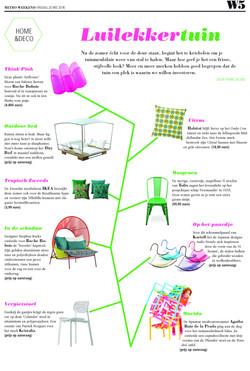 lifestyle mobilier de jardin