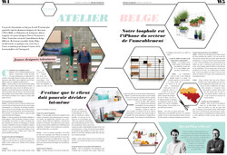 Interview de l'Atelier Belge