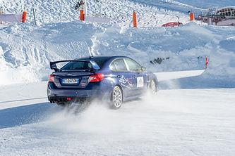 Subaru circuit glace - T.Loubere OT Val