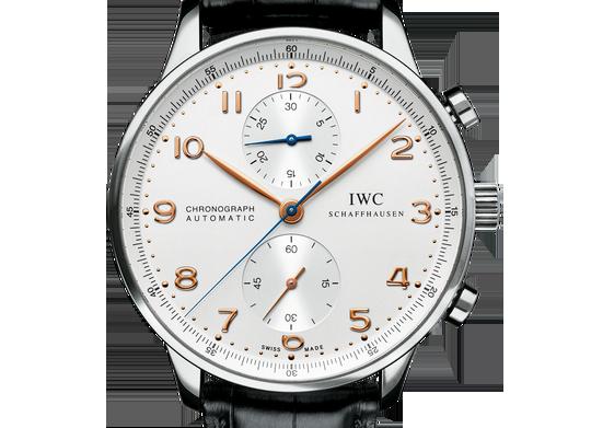 IWC Portuguaise chronographe
