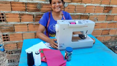 Programa Travessia Barcarena promove geração de renda e capacitação de costureiras