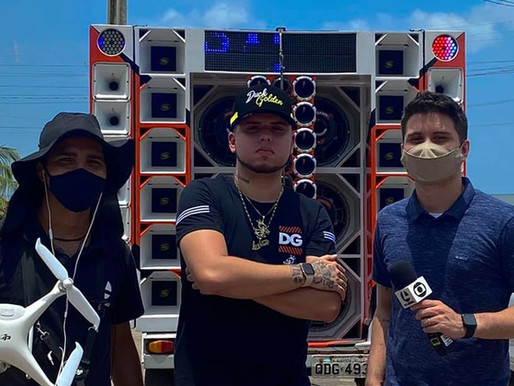 De Barcarena, Dj Lorran estará no É do Pará no próximo sábado