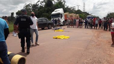 Mãe de crianças atropeladas segue em observação e em choque; mototaxista foi preso
