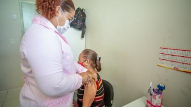 Vacina contra a gripe está disponível nas UBS de Barcarena; saiba os públicos