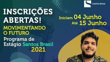 Santos Brasil abre programa de estágio em Barcarena