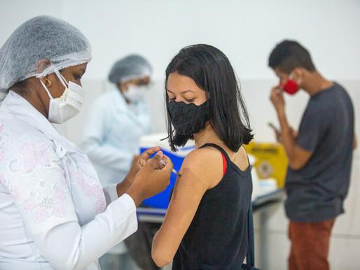 Vacina covid: nova repescagem na quarta (24) chama faltosos de 18 anos ou mais