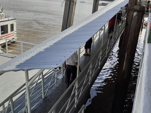 Viagens de Barcarena a Belém retornam nesta terça-feira