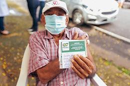 Barcarena: idosos de 60 anos ou mais que perderam vacina da Covid podem tomar nesta quinta