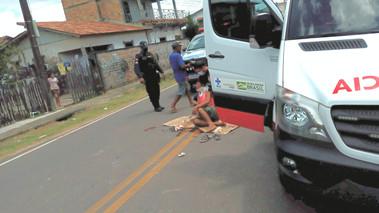 Acidente de trânsito deixa uma pessoa ferida em Barcarena