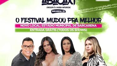 Festival do Abacaxi muda de local e entrada será gratuita