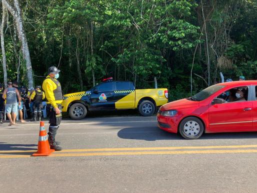 Quatro pessoas são presas por dirigirem bêbadas em Barcarena