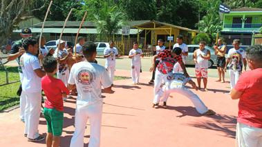 Terceiro domingo de julho conta com Capoeira no Caripi