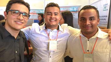 Jovens Barcarenenses apresentam trabalhos científicos de história em Recife