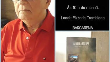 Professor Altamir lança livro neste sábado em Barcarena