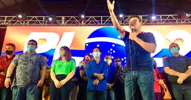 Convenção confirma Renato Ogawa e Cristina Vilaça candidatos à prefeitura de Barcarena