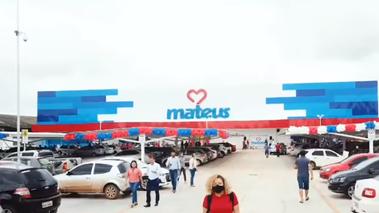 Supermercado Mateus inaugura nesta quarta, 16, em Vila dos Cabanos