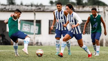 Em Barcarena, atletas do Paysandu realizam treinos na pré-temporada