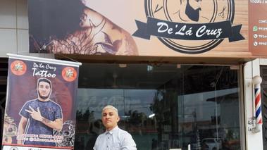De Itupanema para o mundo, a paixão de Thiago De'la Cruz pela tatuagem